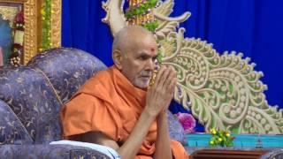 Download Guruhari Darshan 23-25 Apr 2017, Kolkata, India Video