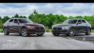 Download Overview: 2017 Maserati Levante - LUXURY PACKAGE Video