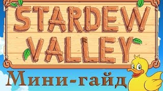 Download Stardew Valley: мини-гайд Video