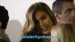 Download Sexy Model Kara Del Toro arriving to hollywood movie premiere Video