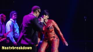 Download Charlie Wilson & Fantasia - I Wanna Be Your Man (In It To Win It Tour DC 2-12-17) Video