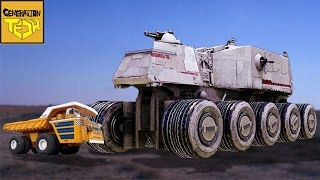 Download The REAL SIZE of STAR WARS GROUND VEHICLES Video
