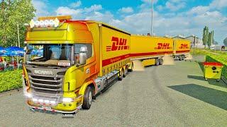 Download Scania Gigagigaliner OVERSIZE (ETS2) Euro Truck Simulator 2 Video
