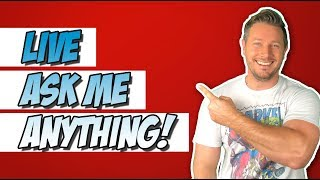 Download ASK ME ANYTHING LIVE! September 13th 2019! (FRIDAY THE 13th!!!!) Video