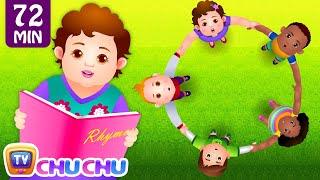 Download Ringa Ringa Roses (Ring Around the Rosie) & Many More Nursery Rhymes & Songs for Children | ChuChuTV Video