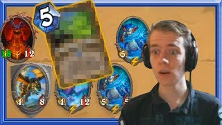 Download Stream Highlights: What's Stronger? 36/42 Worth Of Stats Or A 5 Mana Card? Video