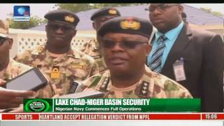 Download Lake Chad-Niger Basin Security: Nigerian Navy Commences Full Operations Video
