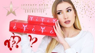 Download Unboxing Jeffree Star Mystery Boxes .. I'm late to the party but still ready to party : ) Video