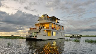 Download Chobe Princesses | African River Safari Video