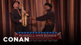 Download Trump's Inauguration Performers Are Big League - CONAN on TBS Video