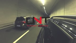 Download Golf 7 R400 Armytrix vs Audi S4 4.2V8 Milltek - in Tunnel | UNT Tuning-Center | Gdańsk Video