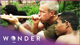 Download Learning To Survive In The Depths Of The Jungle   Man Hunt S1 EP2   Wonder Video