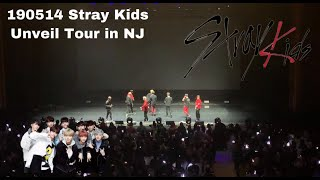Download 190514 Stray Kids Unveil Tour in Newark, NJ ! (vlog and fancams uwu) Video