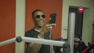 Download WIZKID INTERVIEW WITH HIS STAR BOY ENTERTAINMENT FAMILY Video