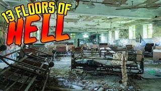 Download SNEAKING INTO AN ABANDONED INSANE ASYLUM (HAUNTED) Video