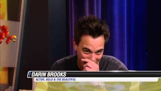 Download Local Boy Darin Brooks turns on his acting skills Video