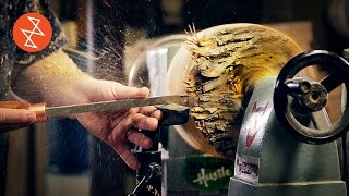 Download Woodturning a Bowl from a Log   Où se trouve: Le PicBois Video