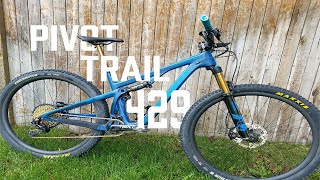 Download 2019 Pivot Trail 429 Review & Extended Test Ride Video