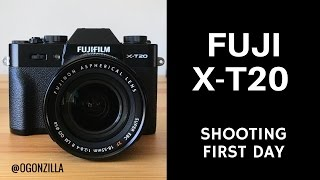 FujiFilm X-T20 vs Olympus EM1 Mark II Free Download Video MP4 3GP