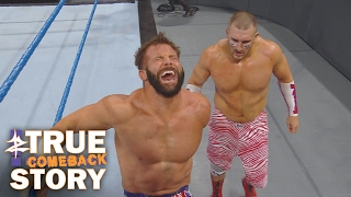 Download Zack Ryder battles with life after injury: Z! True Comeback Story Video