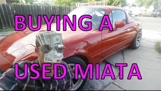 Download How to buy a used Miata! Video