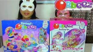 Download Orbeez Soothing Spa and Planet Orbeez Ali's Adventure Park Playsets - Kids' Toys Video