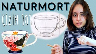 Download Resme Giriş: Sıfırdan Natürmort (Obje Çizimi)   Çizim 101 Video