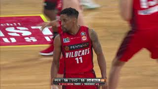 Download Perth Wildcats vs. Sydney Kings - Game Highlights Video