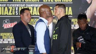 Download Bernard Hopkins vs. Joe Smith Jr - Full Final Face Off Video Video