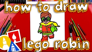 Download How To Draw Lego Robin Video