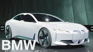 Download BMW at the IAA 2017. Highlights - including the BMW i Vision Dynamics. Video
