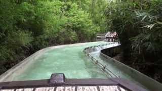 Download Dragon Falls (POV) Chessington World of Adventures Video