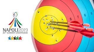 Download Live: Recurve finals   Napoli 2019 Universiade Video