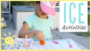 Download PLAY | 3 Awesome ICE Activities! Video