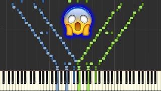 Download Star Wars: Cantina Band [PRO Piano Tutorial] (Synthesia/Sheet Music) //AtinPiano Video