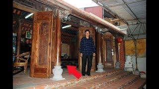 Download Thực hư ngôi nhà bằng Gỗ Sưa có giá ″trăm tỷ″ đồng ở Bắc Giang! Video