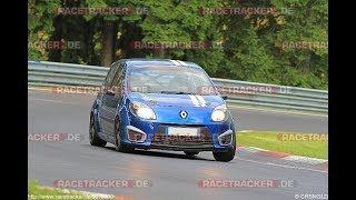 Download 14-08-2017 Nurburgring Nordschleife - Twingo RS - Warm up lap Video