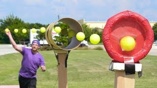 Download Blitzball Trick Shots 3 | Dude Perfect Video