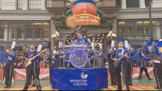 Download Georgia State University Marching Band in the Macy's Thanksgiving Day Parade! (Queen!) Video