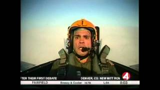 Download KRON 4's Grant Lodes breaks sound barrier with Blue Angels Video