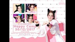 Download [Vietsub] Happy Camp 30.12.2017| PR Movie mới - Địch Lệ Nhiệt Ba, Vương Tuấn Khải, Đổng Tử Kiện Video