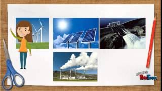 Download Fossil Fuels vs Renewable Energy Sources Video