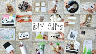 Download 25 DIY Christmas Gifts That People Will LOVE! Video