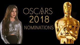 Download Oscars 2018 Nominations Announcement By Priyanka Chopra Video