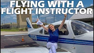 Download Flying With A Flight Instructor Video