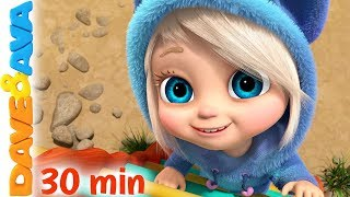 Download 😜 Ava, Ava, - Yes, Mama & More Nursery Rhymes | Baby Songs | Dave and Ava 😜 Video
