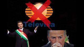 Download EL VIDEO QUE TELEVISA NO QUIERE QUE VEAS Y TRATA DE BORRARLO DE INTERNET TIENES QUE VERLO Video
