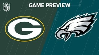 Download Packers vs. Eagles (Week 12 Preview) | NFL Now Video