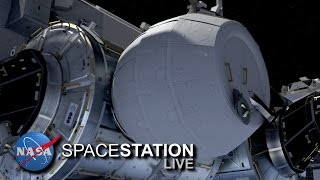 Download Space Station Live: Expanding BEAM Video