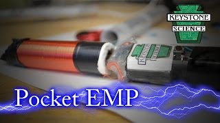 Download How to make a pocket EMP Video